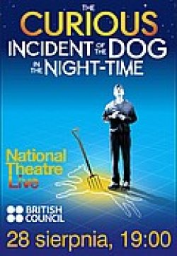 National Theatre Live – A Curious Incident of The Dog in The Night-Time